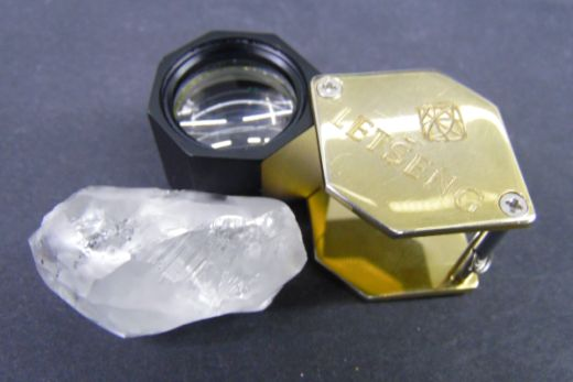 Diamonds net - Gem Diamonds Unearths 140ct  Rough