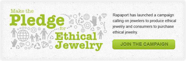 Make the Pledge for Ethical Jewelry