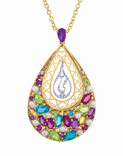 Diamonds net - Damas Creates Limited-Edition Mother's Day
