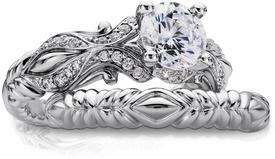 Diamonds Net Blue Nile Promotes New Eiros Diamond Collection