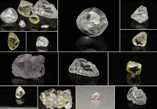 Diamonds net - Mothae Diamond Fetches $37K/ct