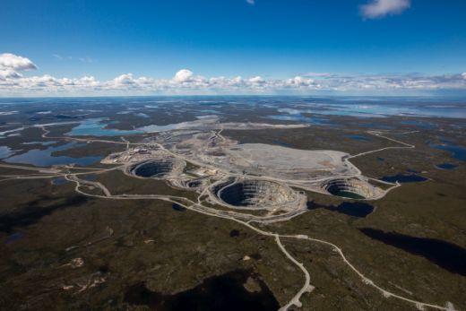 Diamonds net - Dominion May Cut 150 Mining Jobs