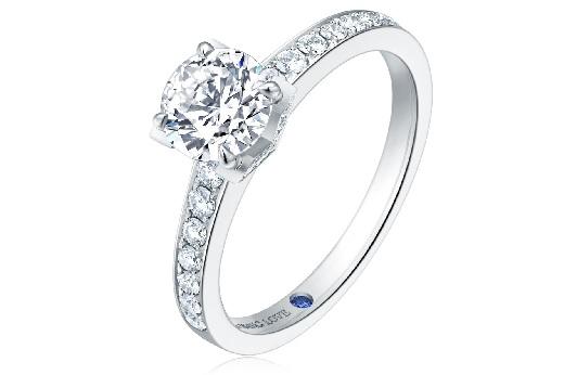 Diamondsnet Chow Tai Fook Partners With Vera Wang