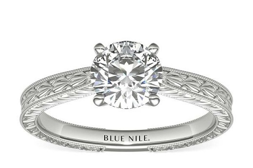 Round diamonds have long been the most popular in the US, but fancy shapes also have a following in certain cities, according to a study by Blue Nile.