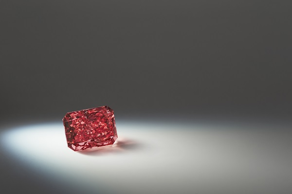 graff among buyers at record pink diamond sale
