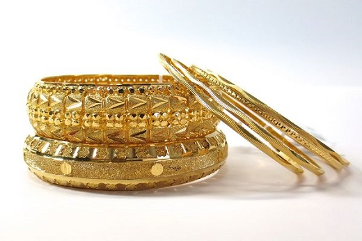 Diamonds India Drives Rise in Gold Jewelry Demand