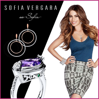 diamonds net jewelers introduces sofia vergara