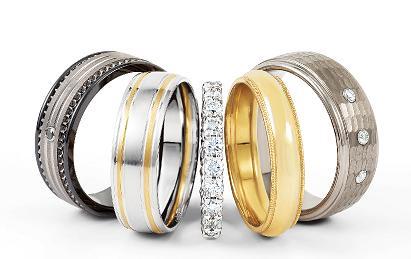 Retailers Wedding Bands