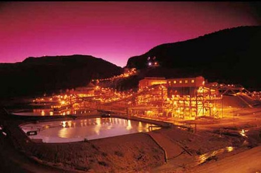 Production Falls In Rio Tinto's Third Quarter