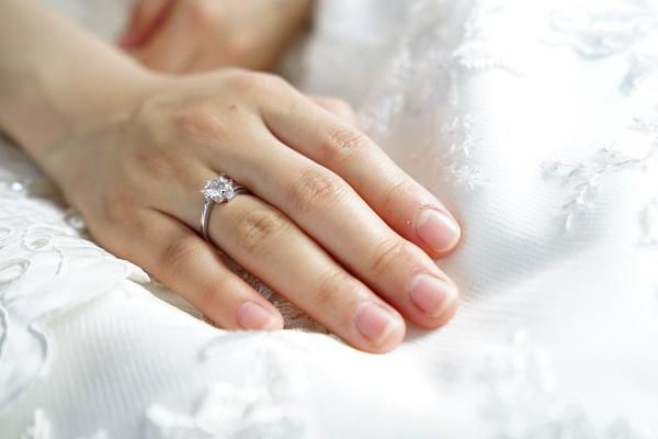 US Engagement-Ring Spending Flat at $3.4K