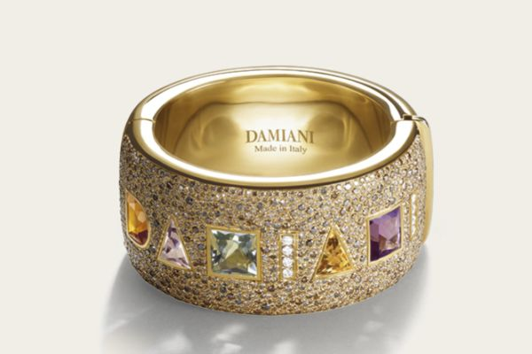 Retail Division Drives Damiani Sales