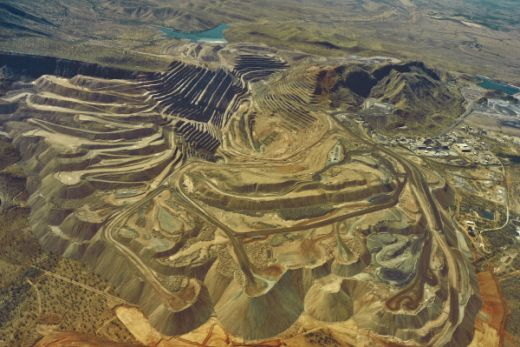 Rio Tinto Production Falls In 1H