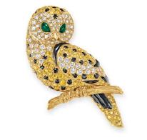jewelry, owl