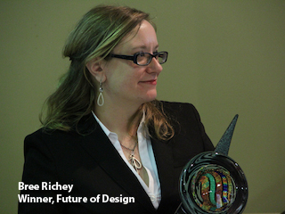future of design winner